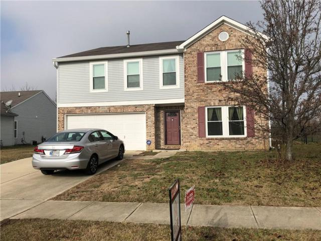 6920 Amber Valley Drive, Indianapolis, IN 46237 (MLS #21574438) :: Mike Price Realty Team - RE/MAX Centerstone