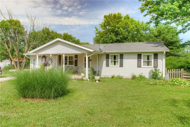 1787 S County Road 150 E, Danville, IN 46122 (MLS #21574477) :: The Indy Property Source