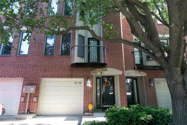 516 Lockerbie Circle N, Indianapolis, IN 46202 (MLS #21574485) :: Indy Scene Real Estate Team