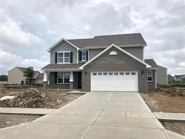 2197 Maple Stone Lane, Greenwood, IN 46143 (MLS #21574632) :: Mike Price Realty Team - RE/MAX Centerstone
