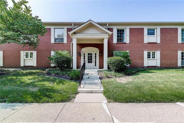 577 Dellingham Drive C, Indianapolis, IN 46260 (MLS #21574633) :: Indy Scene Real Estate Team