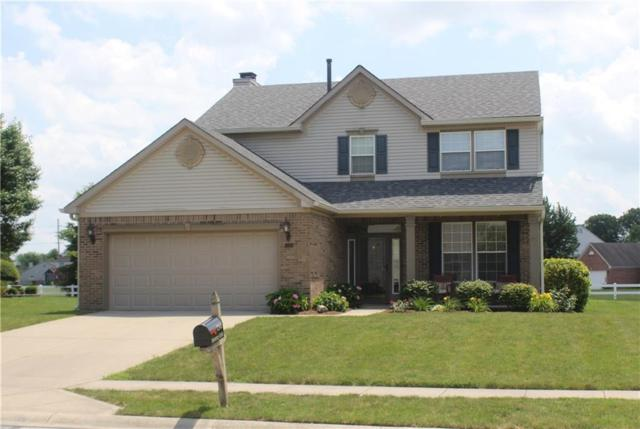 7395 Monterey Circle, Avon, IN 46123 (MLS #21574771) :: The Indy Property Source