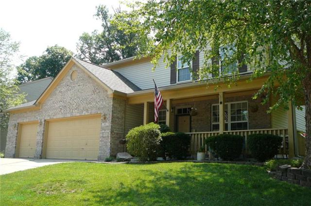 360 Woodland Trail Drive, Indianapolis, IN 46239 (MLS #21574850) :: Indy Plus Realty Group- Keller Williams