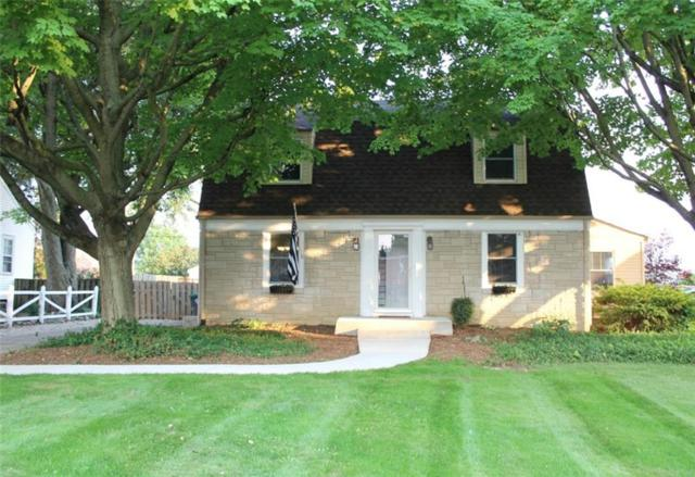 117 Orchard Lane, Greenwood, IN 46142 (MLS #21574915) :: The Indy Property Source