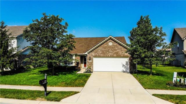 8626 N Crestview Trail, Mccordsville, IN 46055 (MLS #21575359) :: The Evelo Team