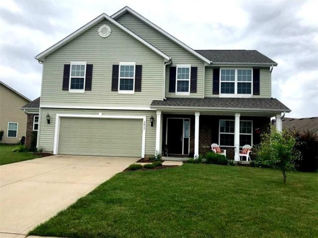 5817 Belvista Drive, Plainfield, IN 46168 (MLS #21575454) :: Heard Real Estate Team