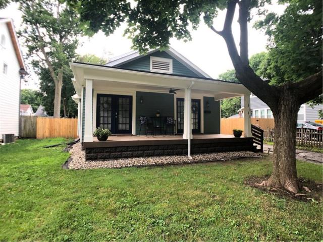 4044 Guilford Avenue, Indianapolis, IN 46205 (MLS #21575750) :: Indy Plus Realty Group- Keller Williams