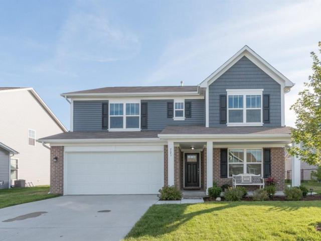 721 Jefferson Park Drive, Pittsboro, IN 46167 (MLS #21576383) :: Mike Price Realty Team - RE/MAX Centerstone