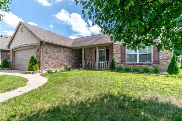 1123 Beal Court, Indianapolis, IN 46217 (MLS #21576388) :: The ORR Home Selling Team