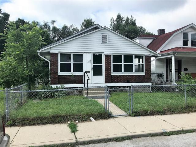 961 W 25th Street, Indianapolis, IN 46208 (MLS #21576420) :: Richwine Elite Group
