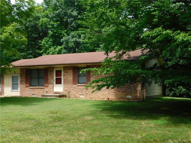 1390 W Base Road, North Vernon, IN 47265 (MLS #21576682) :: Mike Price Realty Team - RE/MAX Centerstone