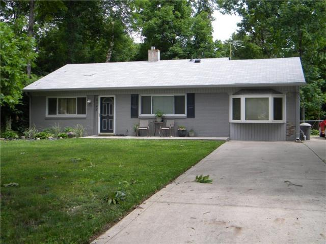 6748 Doris Drive, Indianapolis, IN 46214 (MLS #21576811) :: Mike Price Realty Team - RE/MAX Centerstone