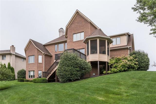 16327 Brookhollow Drive, Westfield, IN 46062 (MLS #21577151) :: The Evelo Team