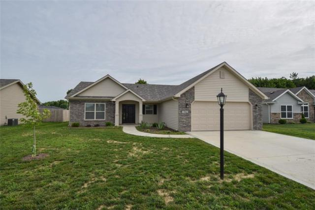 7904 Angus Avenue, Yorktown, IN 47396 (MLS #21577276) :: The ORR Home Selling Team
