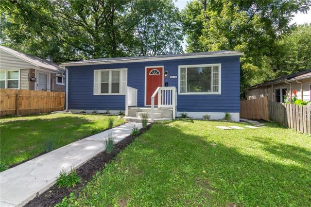 4440 Evanston Avenue, Indianapolis, IN 46205 (MLS #21577687) :: Mike Price Realty Team - RE/MAX Centerstone