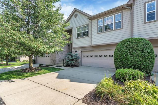 9199 Muir Lane, Fishers, IN 46037 (MLS #21577787) :: The Evelo Team