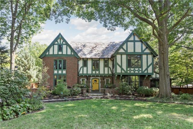 4163 Washington Boulevard, Indianapolis, IN 46205 (MLS #21579779) :: Mike Price Realty Team - RE/MAX Centerstone