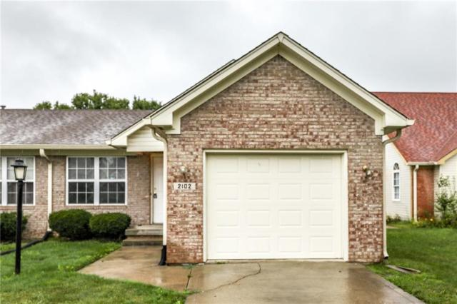 2102 Galaxy Drive, Franklin, IN 46131 (MLS #21579907) :: Mike Price Realty Team - RE/MAX Centerstone