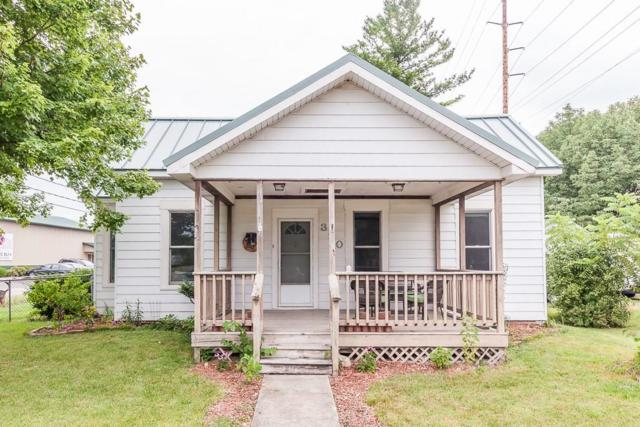 320 N Maple Street, Pittsboro, IN 46167 (MLS #21581328) :: Heard Real Estate Team | eXp Realty, LLC