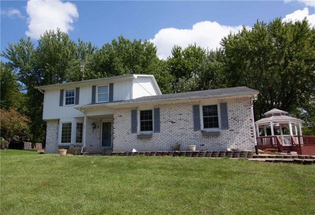 837 Countryside Lane, Columbus, IN 47201 (MLS #21581344) :: The Evelo Team