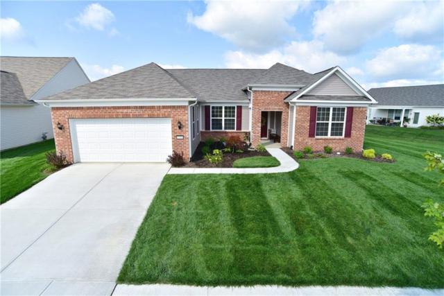 13394 Merryvale Street, Fishers, IN 46037 (MLS #21581427) :: The ORR Home Selling Team