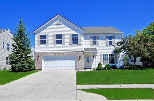 316 E Clear Lake Lane, Westfield, IN 46074 (MLS #21581810) :: Heard Real Estate Team