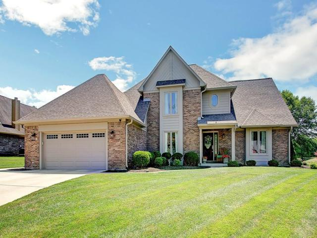 1016 Silver Lake Court, Greenwood, IN 46142 (MLS #21582138) :: HergGroup Indianapolis