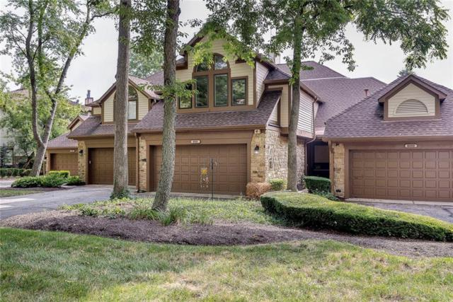 8061 Lower Bay Lane, Indianapolis, IN 46236 (MLS #21582235) :: The Evelo Team