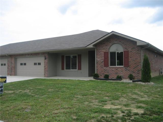 124 Asbury Drive, Anderson, IN 46013 (MLS #21582266) :: The ORR Home Selling Team
