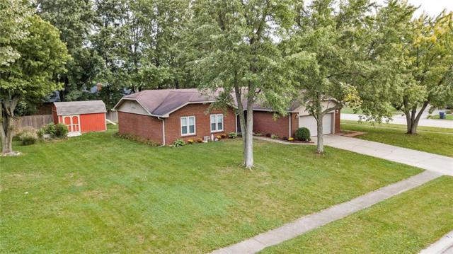 1053 Cambridge Drive, Greenwood, IN 46142 (MLS #21582489) :: Mike Price Realty Team - RE/MAX Centerstone