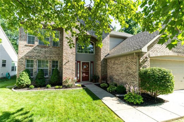 7242 Coppermill Court, Indianapolis, IN 46254 (MLS #21582635) :: FC Tucker Company