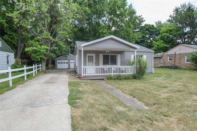 820 S Umbarger Road, Muncie, IN 47304 (MLS #21582888) :: The ORR Home Selling Team
