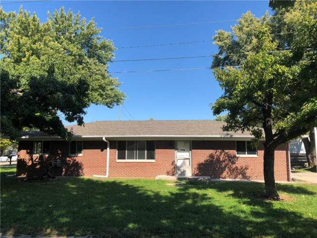 5702 E 17th Street, Indianapolis, IN 46218 (MLS #21582979) :: Richwine Elite Group