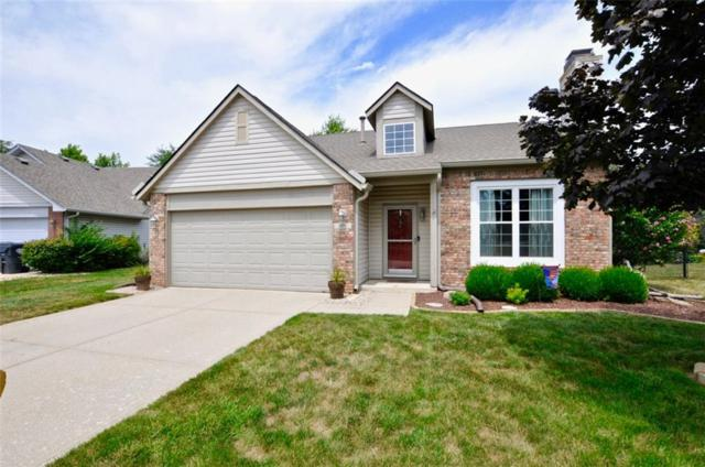 4816 Oakleigh Parkway, Greenwood, IN 46143 (MLS #21583586) :: The Evelo Team