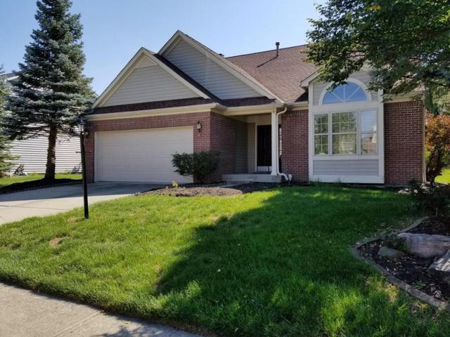 14037 Barnett Place, Fishers, IN 46038 (MLS #21583935) :: The ORR Home Selling Team