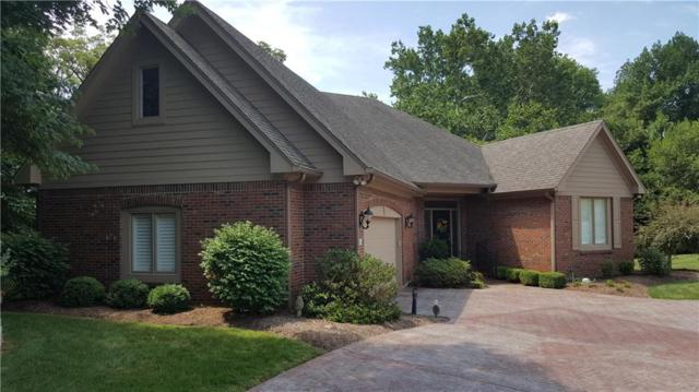 4031 Fallbrook Lane, Anderson, IN 46011 (MLS #21584255) :: Mike Price Realty Team - RE/MAX Centerstone
