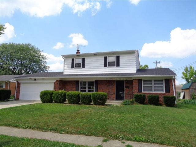1418 Dallas Drive, Plainfield, IN 46168 (MLS #21584338) :: Mike Price Realty Team - RE/MAX Centerstone