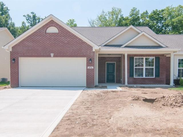 314 Angelina Way, Avon, IN 46123 (MLS #21584567) :: The ORR Home Selling Team