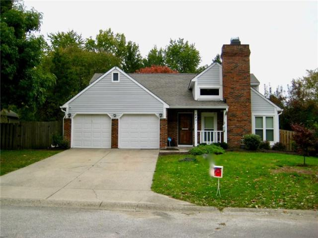 6891 Tartan Court, Indianapolis, IN 46254 (MLS #21584676) :: Mike Price Realty Team - RE/MAX Centerstone