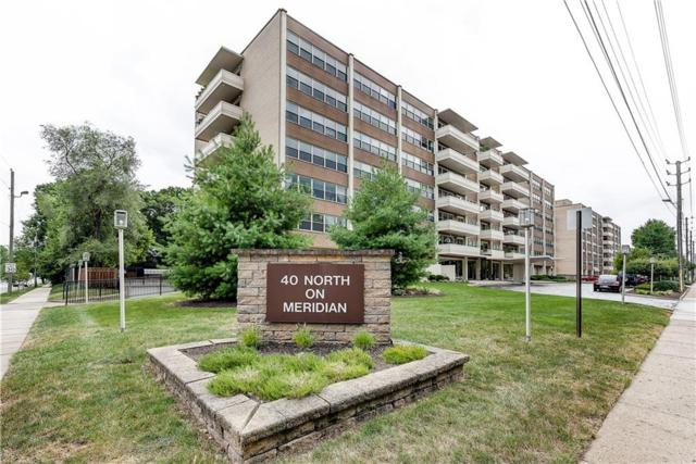 25 E 40th Street 3H, Indianapolis, IN 46205 (MLS #21584830) :: Mike Price Realty Team - RE/MAX Centerstone
