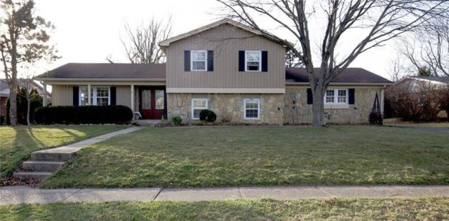 730 Lansdowne Road, Indianapolis, IN 46234 (MLS #21584873) :: Mike Price Realty Team - RE/MAX Centerstone