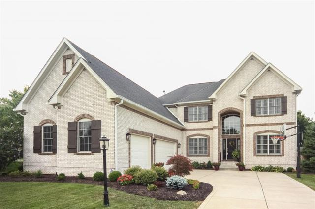 11285 Rockingham Circle, Fishers, IN 46037 (MLS #21585214) :: The ORR Home Selling Team