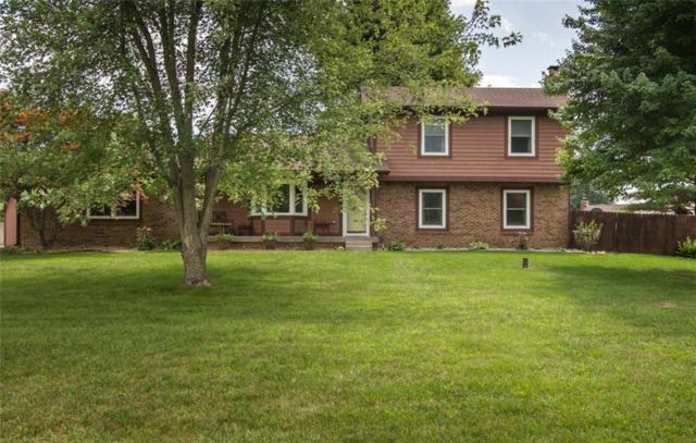 2655 S Sunrise Drive, New Palestine, IN 46163 (MLS #21585581) :: The Indy Property Source