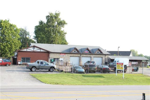 4978 W Smith Valley Road, Greenwood, IN 46142 (MLS #21585869) :: Richwine Elite Group