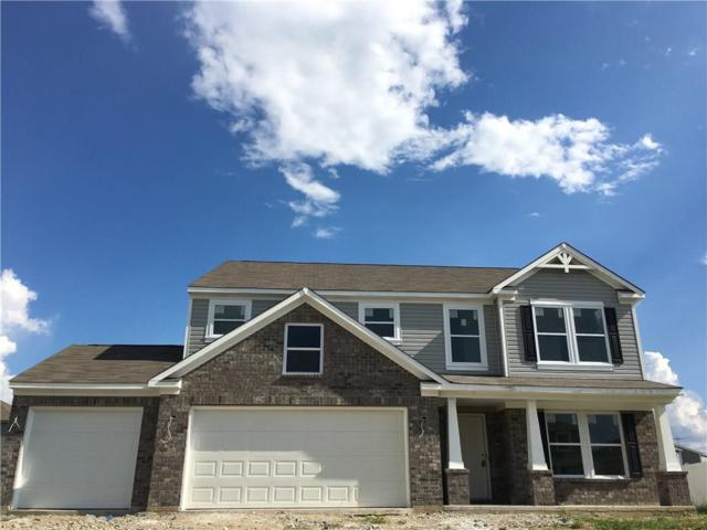 2043 Buckthorn Drive, Columbus, IN 47201 (MLS #21585940) :: The Evelo Team
