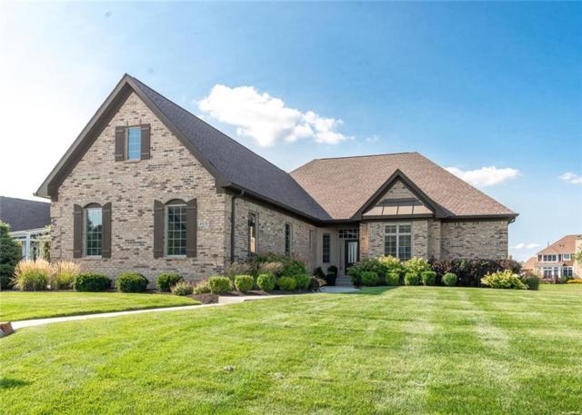 4010 Sunningdale Way, Carmel, IN 46033 (MLS #21586144) :: The ORR Home Selling Team
