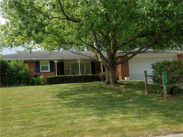 809 Piccadilli Road, Anderson, IN 46013 (MLS #21586317) :: The ORR Home Selling Team