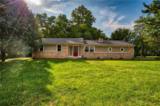 140 E Endsley Drive, Mooresville, IN 46158 (MLS #21586517) :: Heard Real Estate Team   eXp Realty, LLC