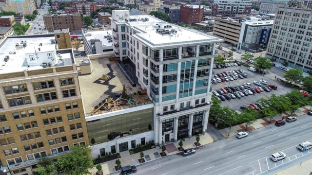 429 N Pennsylvania Street #702, Indianapolis, IN 46204 (MLS #21586598) :: The Evelo Team