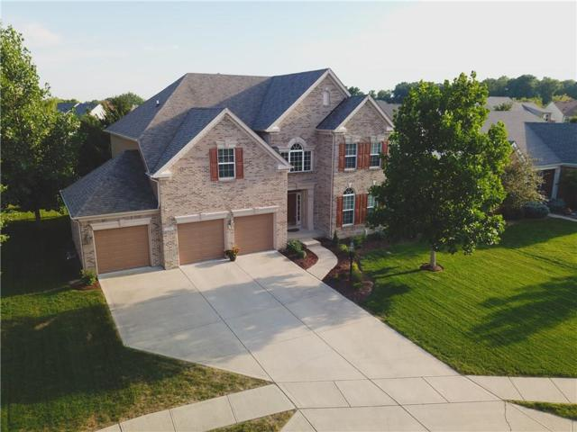 339 Prebster Drive, Brownsburg, IN 46112 (MLS #21586944) :: The Evelo Team